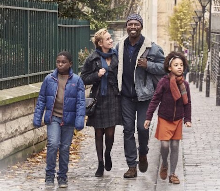 Photo: A scene from 'A Season in France', a film by France-based Chadian director Mahamat-Saleh Haroun.
