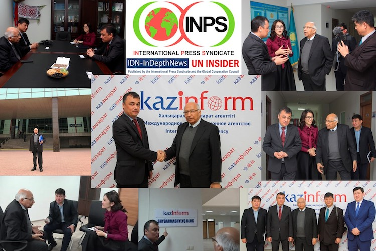 Collage by Katsuhiro Asagiri | INPS-IDN Multimedia Director